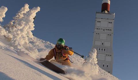 Les Tamaris Ski Ventoux