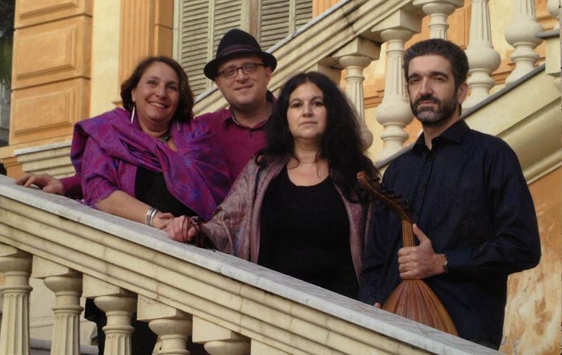 Les Tamaris Ensemble Alindaluz