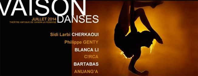 Les Tamaris Vaison Danse
