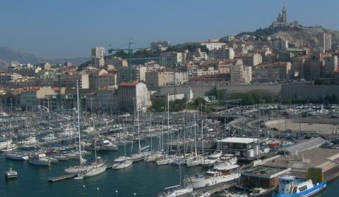 Les Tamaris Vieux port