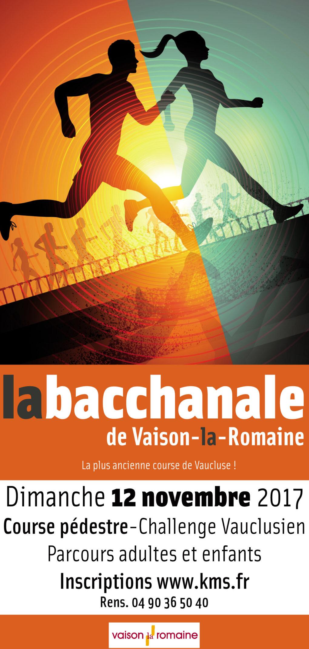 Les Tamaris Bacchanale Vaison 2017