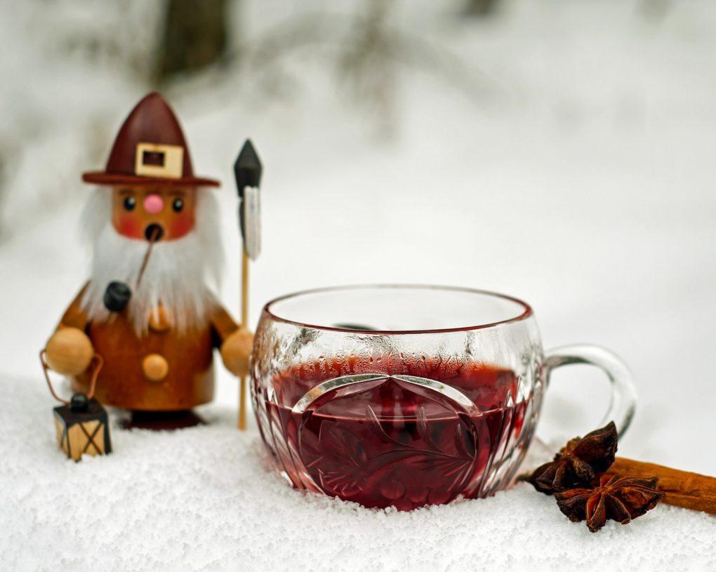 Les Tamaris Vins chauds et Gourmandises pour Noël